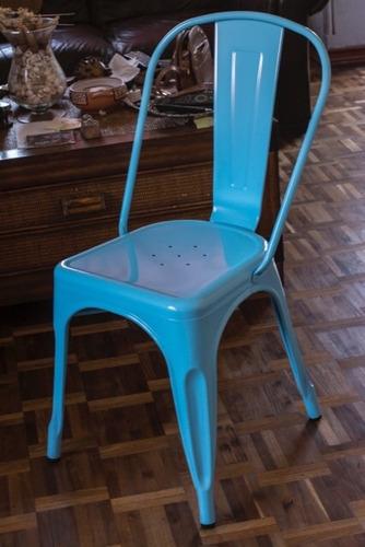 silla tolix celeste vintage