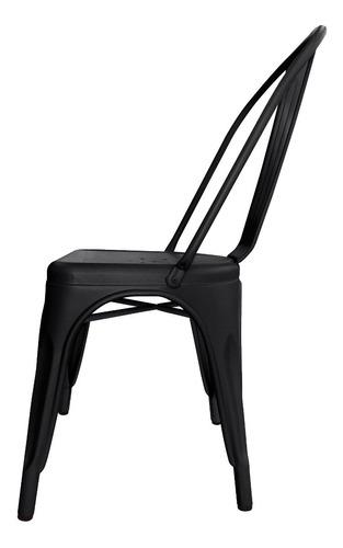 silla tolix metálica entrega 24hs - desillas