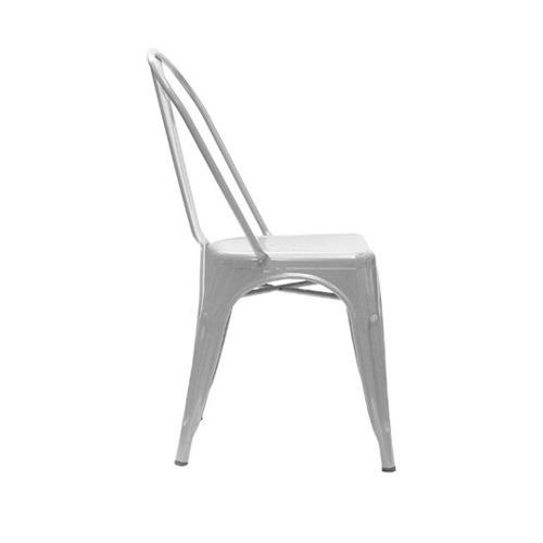 silla tolix metalica silla cano diseño vintage