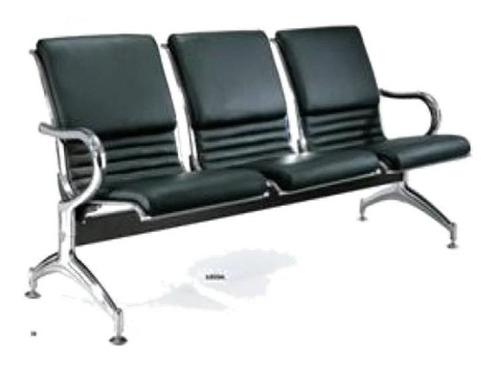 silla torino tandem 3 puestos bipiel oficina pcnolimit mx