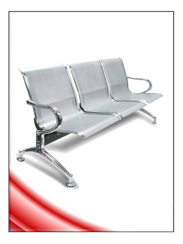 silla torino tandem 3 puestos oficina espera pcnolimit mx