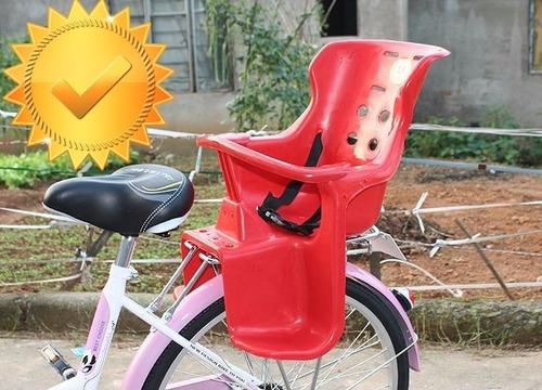 silla trasera para bicicleta