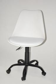 effc67f8c Silla Tulip Ruedas - Muebles para Oficinas en Mercado Libre Argentina