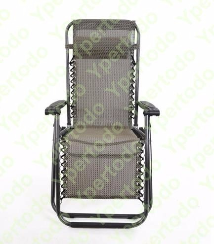 silla tumbona  reclinable perezosa  ideal playa jardin