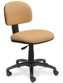 silla tyson caja mostrador apoyapie oficina negra reg kromos