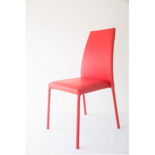 silla venecia-rojo