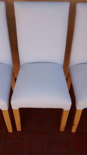 silla vestida ecocuero oferta fabrica!