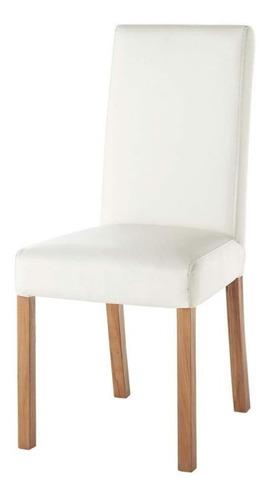 silla vestida máximo confort tapizada chenille alta calidad