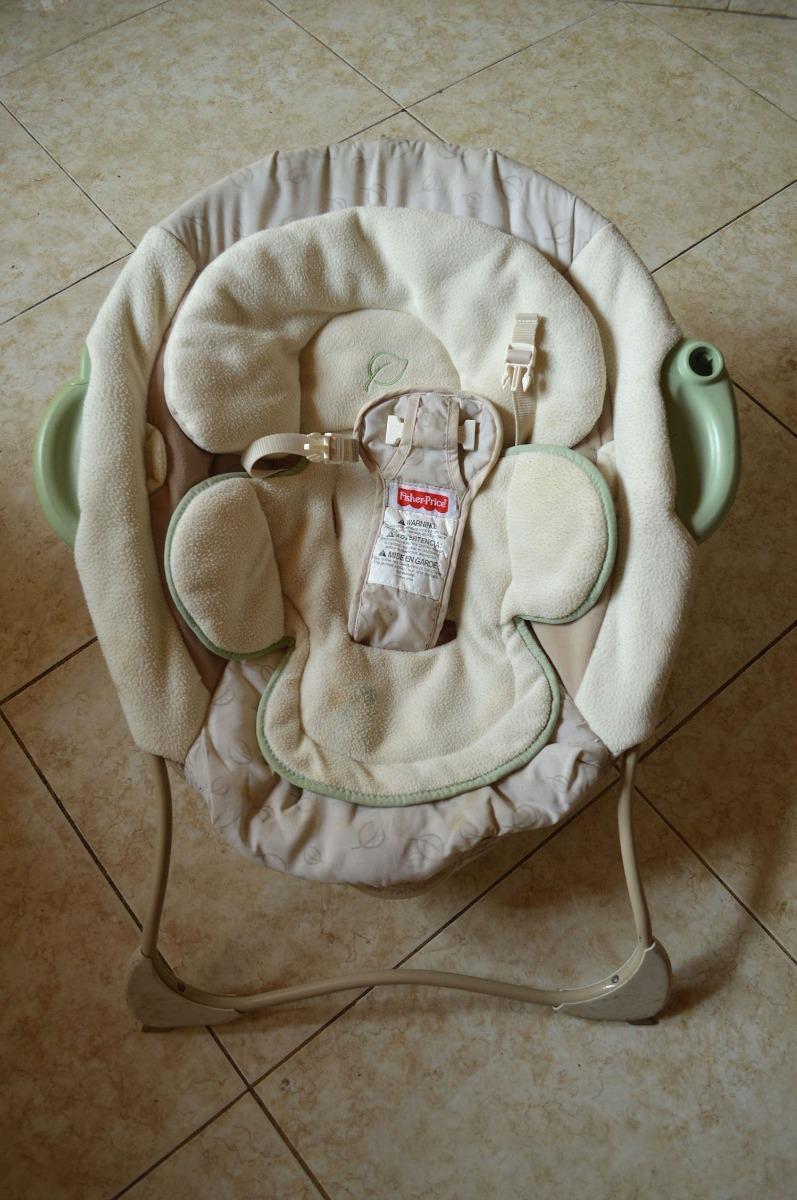 ecd8c8c66 Silla Vibradora Fisher-price - Bs. 25.000,00 en Mercado Libre