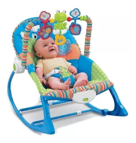 silla  vibradora mecedora musical  niña-niños baby rocker
