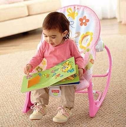silla vibradora para bebe fisher price