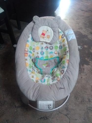 silla vibratoria disney para bebé