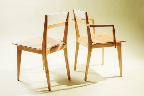 silla vuelo madera paraiso diseño escandinavo blvd