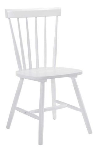 silla windsor hamburg de madera laqueada importada