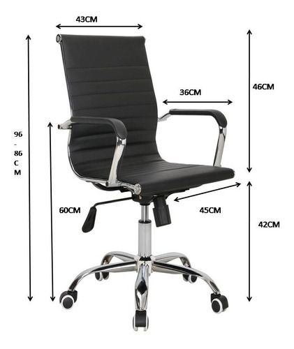 silla x2 unid. de oficina,silla escritorio pc- segunda selec