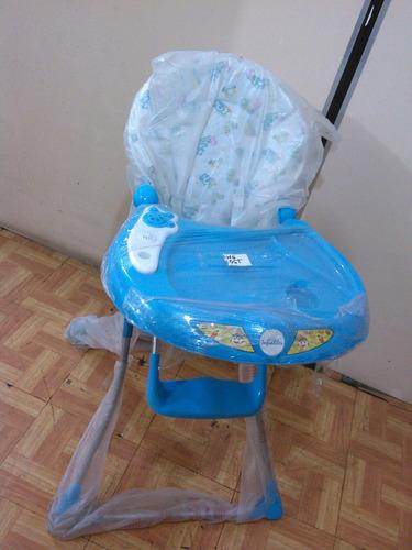 silla y mesa para comer magneto para bebe mod:mg06t
