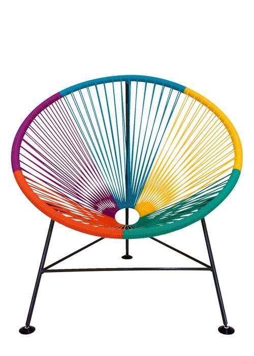 Sillas acapulco vinilos flexibles sillas tejidas la reina for Fabricantes sillas modernas
