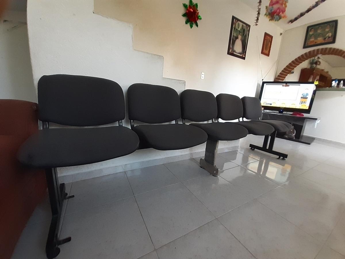 sillas acolchonadas, seminuevas