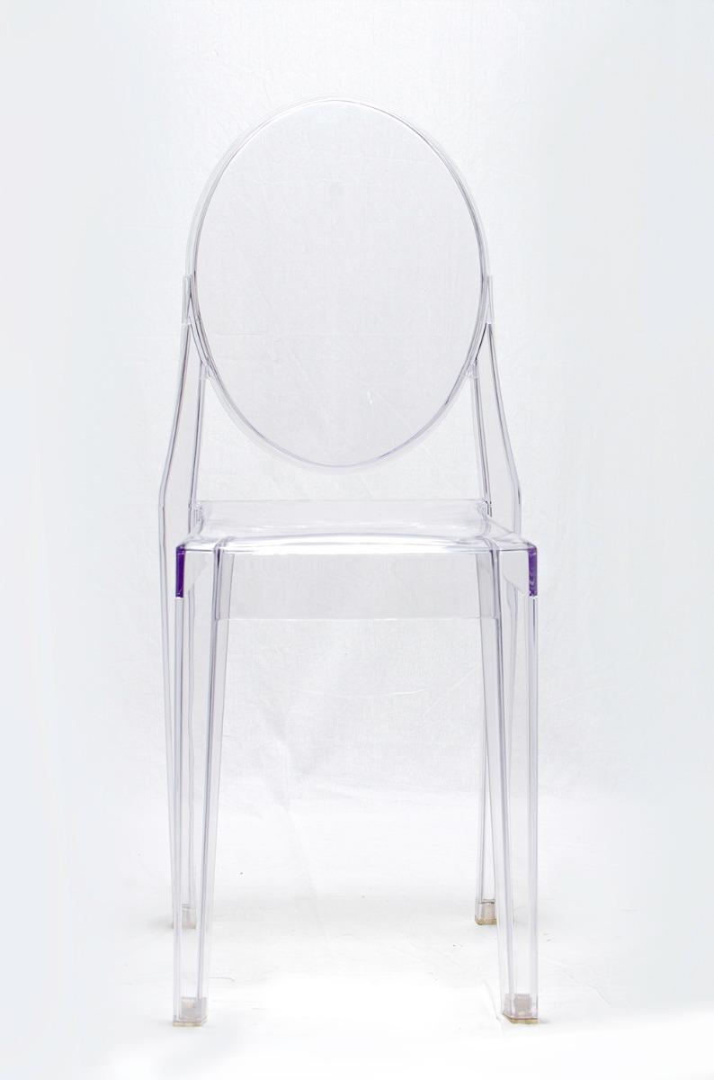 Sillas Acrilicas Transparentes Para Comedor (4 Ó + Unidades) - Bs ...