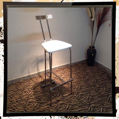 sillas altas , barra taburetes , ecocuero. exelente calidad