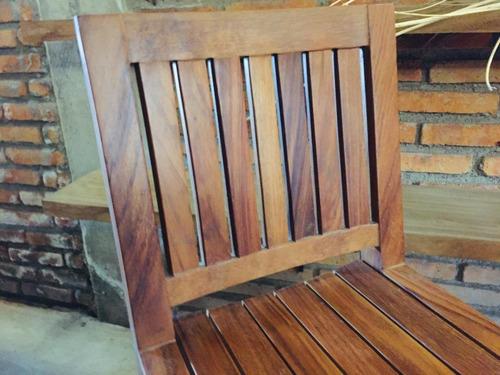 sillas altas juego par bistro / bancos con respaldo