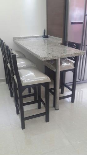 sillas altas para mesones, desayunadores, cocinas, topes