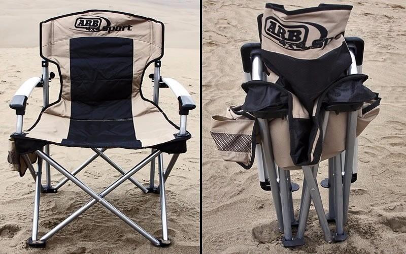 Sillas arb camping sport originales las mejores ps4x4 - Sillas originales ...