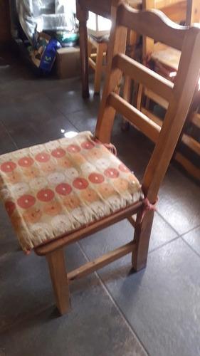 sillas campestres para aprovechar