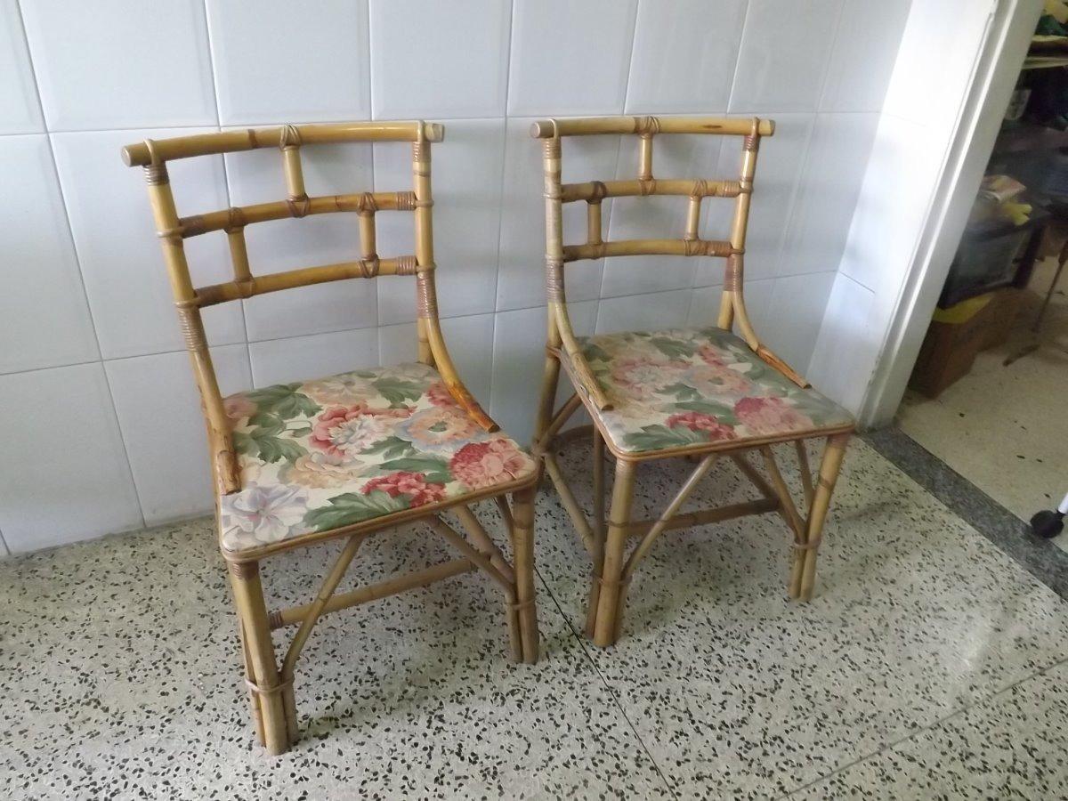Bs20 Comedor 00 Bambu Rattan Restaurar Sillas Para 000 jL3cRqS54A
