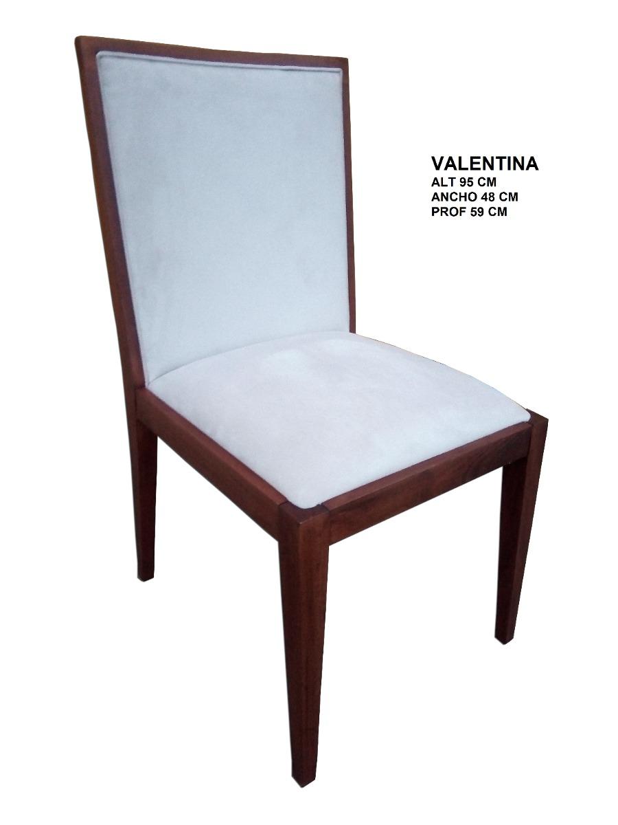 Sillas Comedor Guatambú Linea Premium. Precio X Unidad - $ 3.600,00 ...