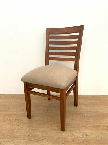 sillas comedor modelo málaga en madera maciza de cedro