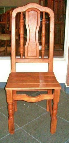 sillas de algarrobo x 6 unidades