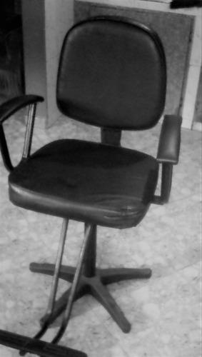 sillas de barberia