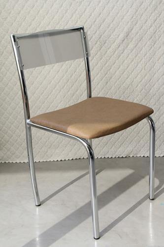 sillas de caños