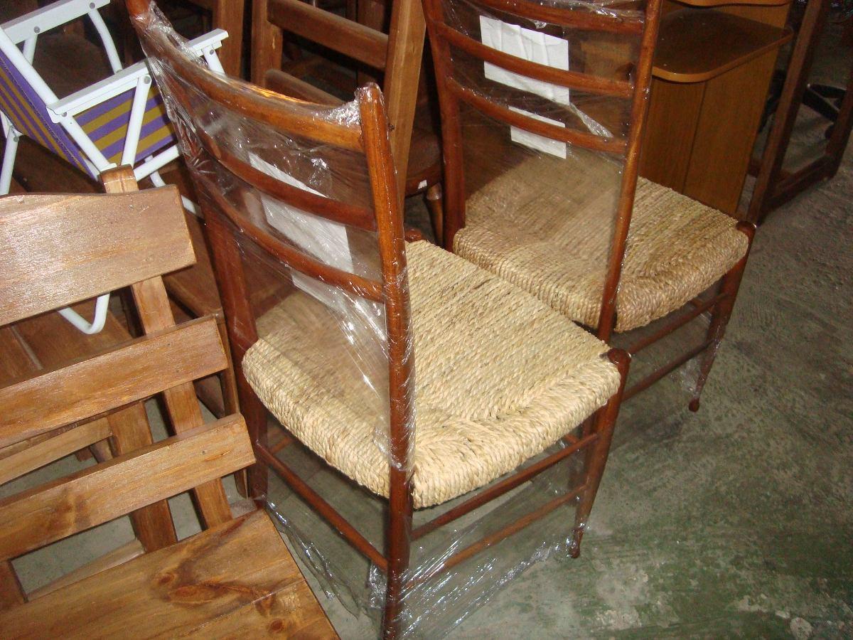 Sillas de cardo antiguas dormitorio o mesa de arrime 1 for Sillas de dormitorio