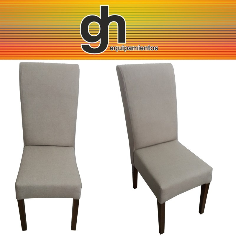 Sillas comedor tapizadas modernas perfect sillones with for Sillas isabelinas tapizadas modernas