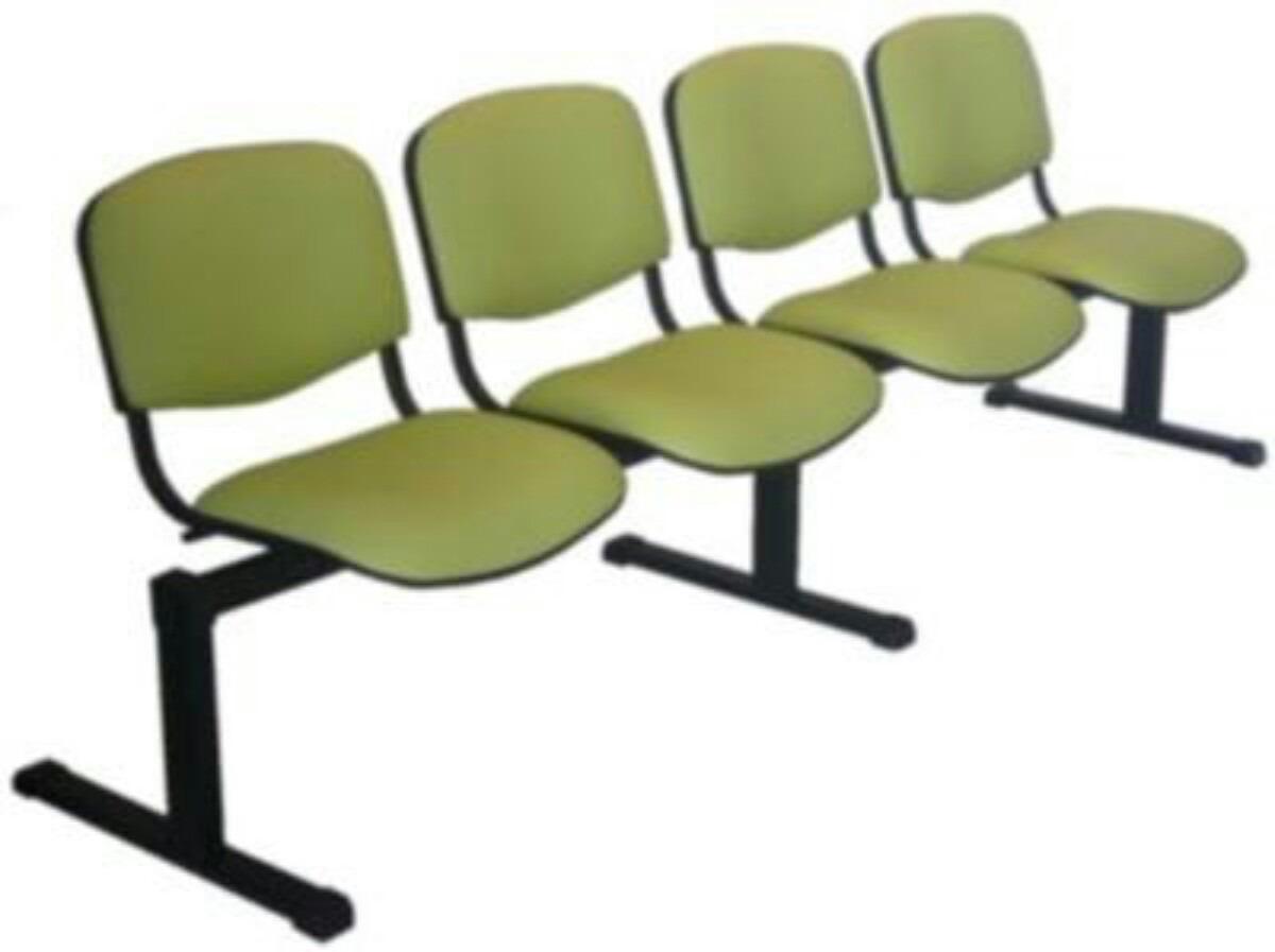 Muebles nikelcrom obtenga ideas dise o de muebles para for Sillas para sala de espera