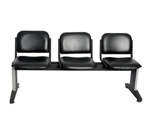 sillas de espera (tandem) distribuidora la romana