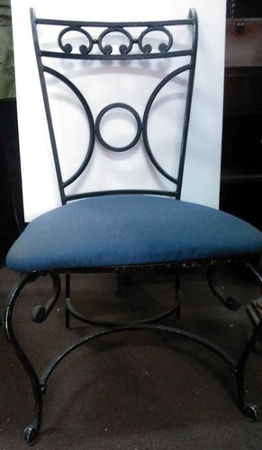 sillas de fierro -1920