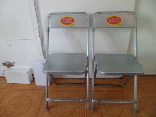sillas de la cerveza carta blanca exquisita lamina 80's.
