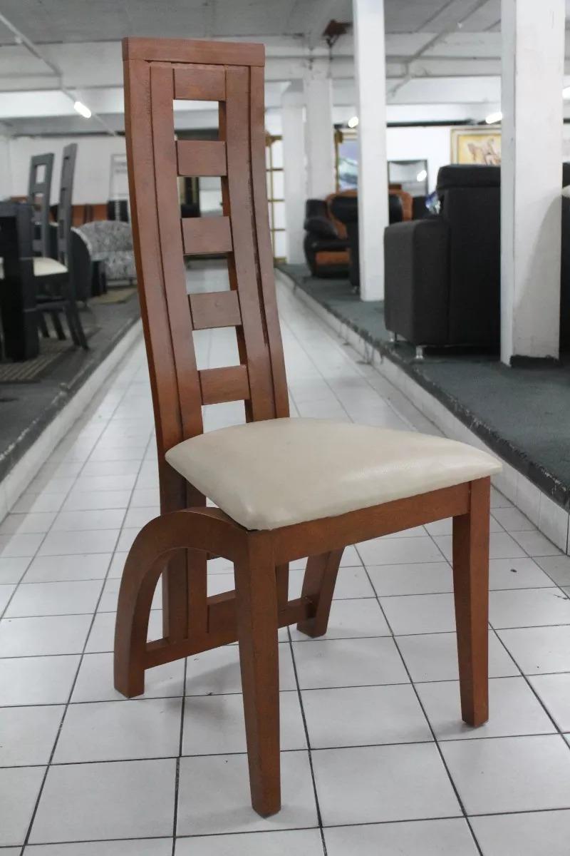 Sillas de madera para comedores modernas deco minimalistas for Living de madera modernos