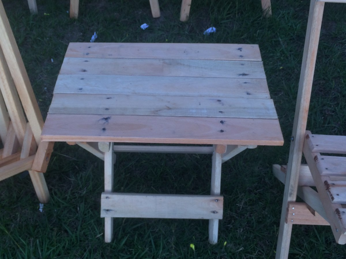 Sillas de madera plegable estilo bar mesa plegables - Sillas de madera para bar ...