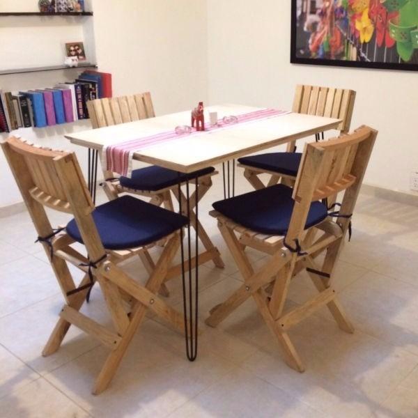 Sillas de madera plegables para banquetes en mercado libre - Sillas de madera plegables precios ...