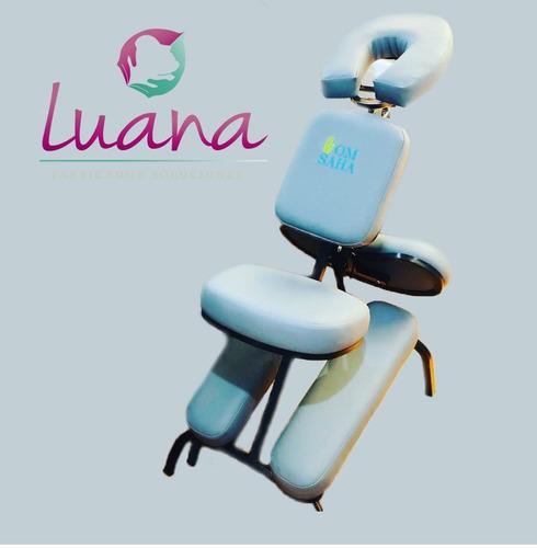 sillas de masajes personalizadas/logo/marca/color institucio