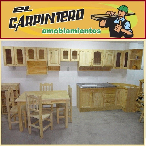 sillas de niño de madera