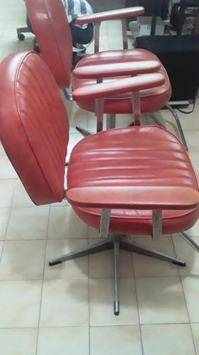 sillas de peluqeria en buen estado