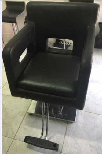 sillas de peluqueria/barberia