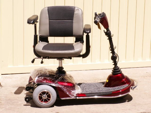 sillas de ruedas electricas tipo scooter - origen usa