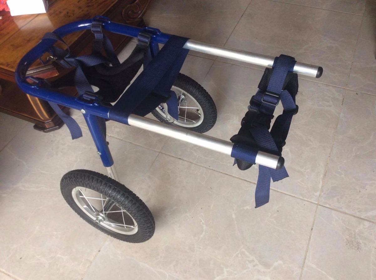 Sillas de ruedas para perros en mercado libre for Sillas para discapacitados