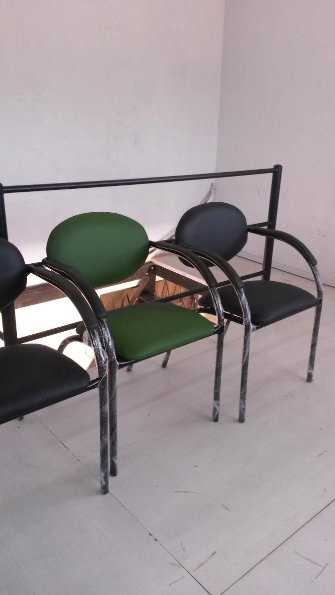 Sillas de visita graffiti economica muebles de oficina u for Sillas oficina economicas